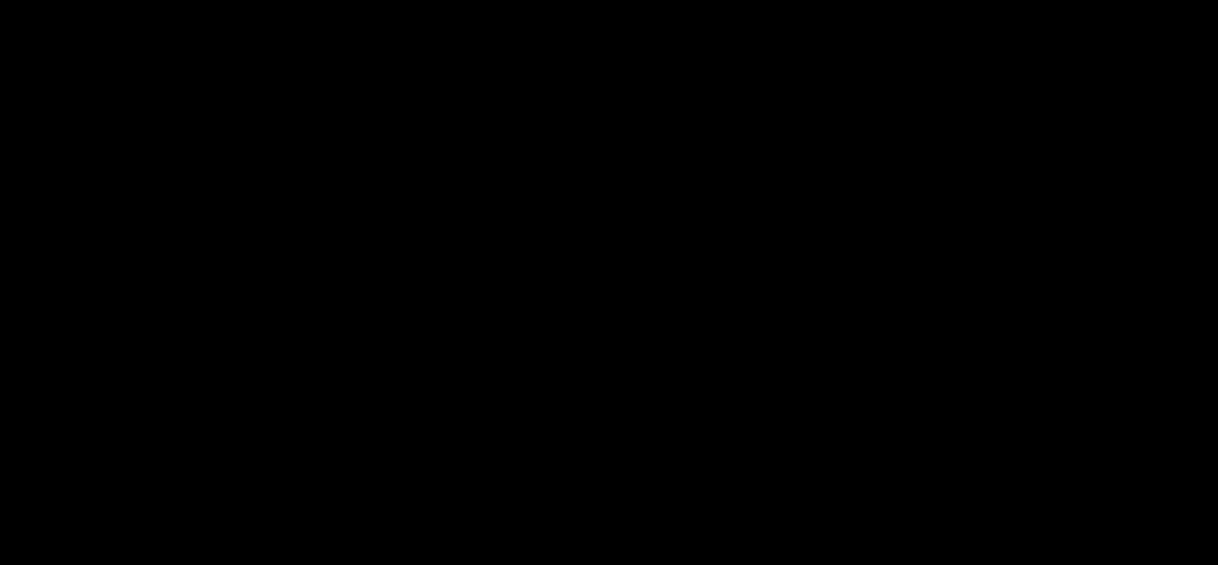 Mens L/S Striped Tee - Mini Embr Black Heart