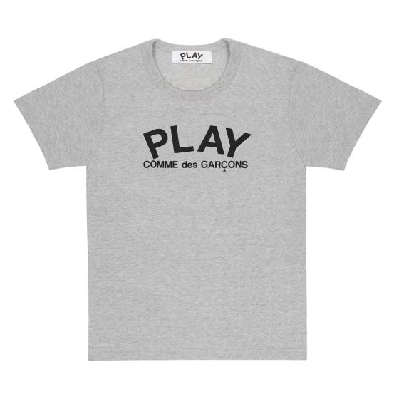 Mens Tee - Black Play