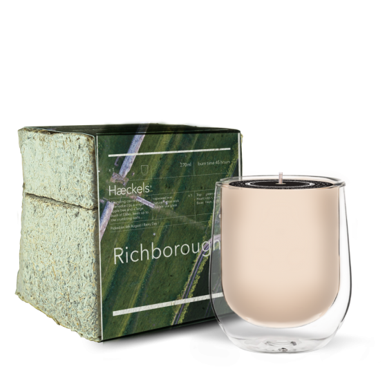 Richborough/GPS 19 51E Candle