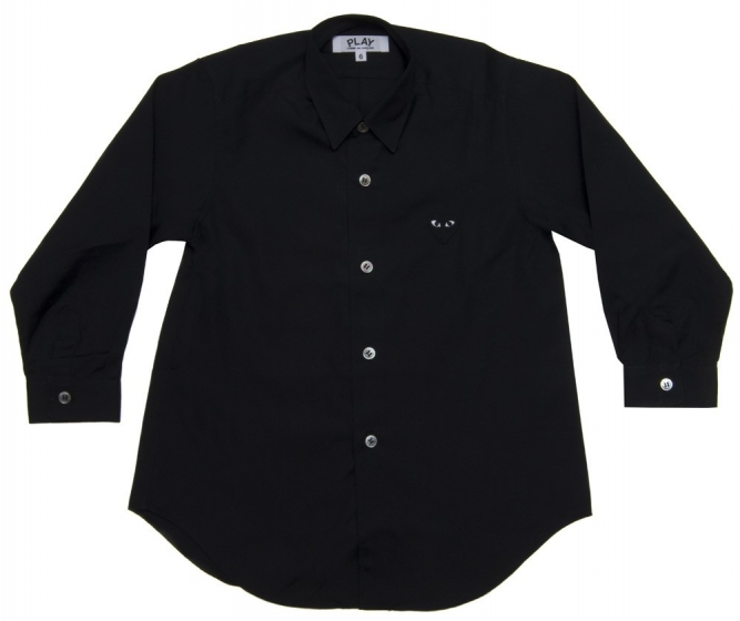 Kids Collar Shirt
