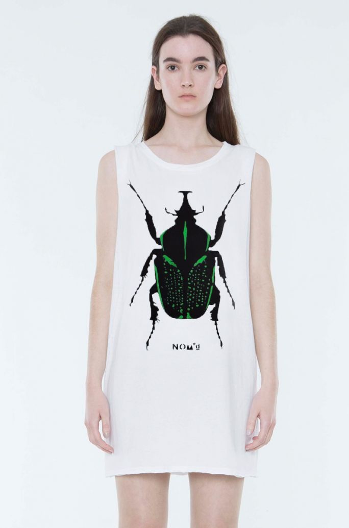 Beetle Tank Dress