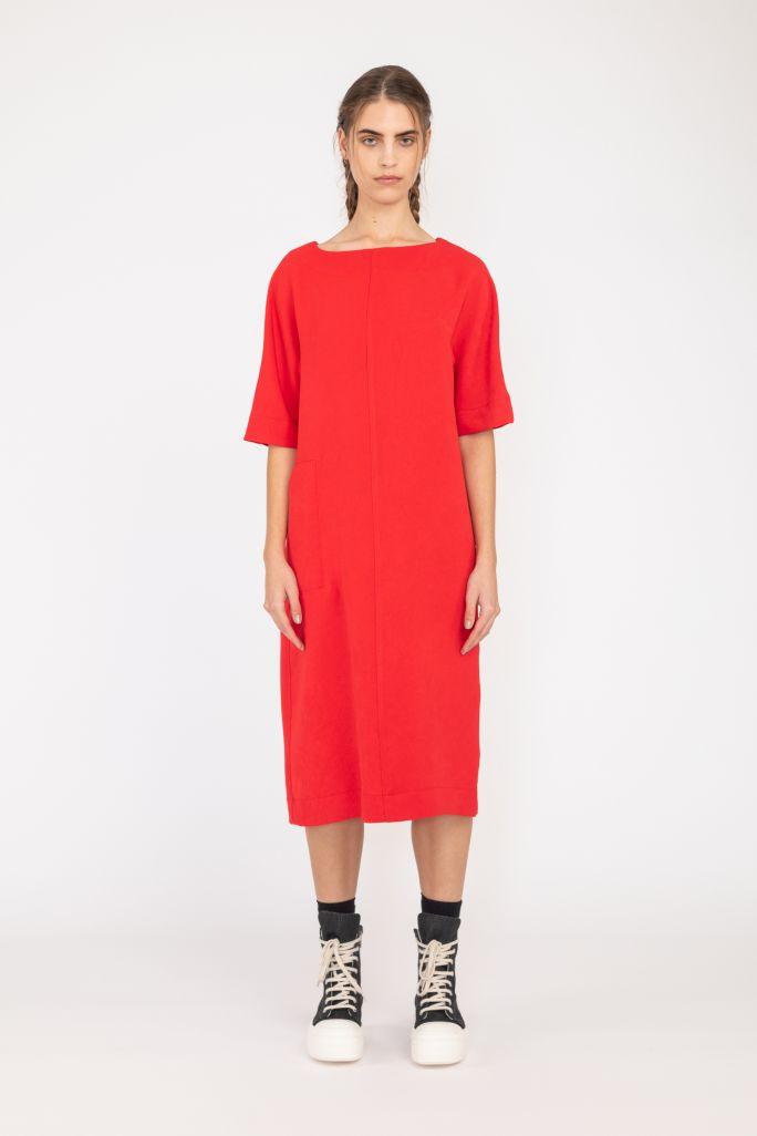 Draft Dress