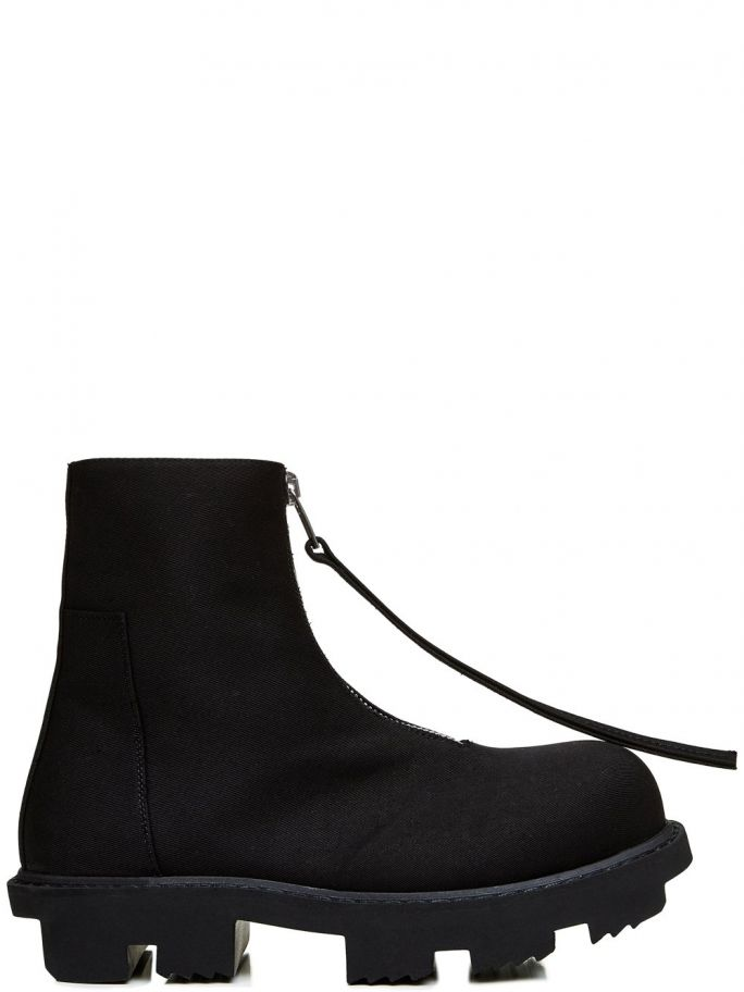 Zip Megatooth Bootie