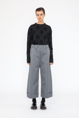 Slab Trousers