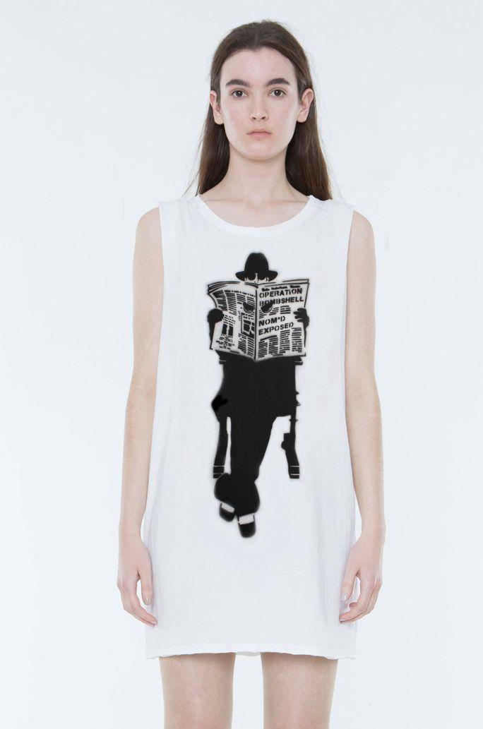 Spy Tank Dress